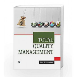 Total Quality Management by S. Kumar Book-9788131805688