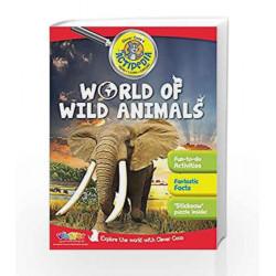 World of Wild Animals (ACTIPEDIA) by Board of Editors Book-9789386035103