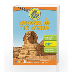 Wonders of the World (ACTIPEDIA) by Board of Editors Book-9789386035134
