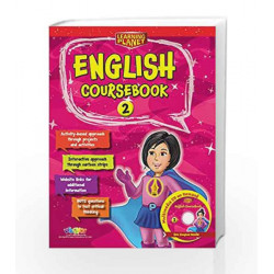 Learning Planet English Coursebook-2 by R.K.Gupta Book-9789352742257