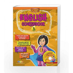 Learning Planet English Coursebook-3 by R.K.Gupta Book-9789352742264