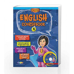 Learning Planet English Coursebook-4 by R.K.Gupta Book-9789352742271