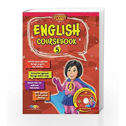 Learning Planet English Coursebook-5 by R.K.Gupta Book-9789352742288