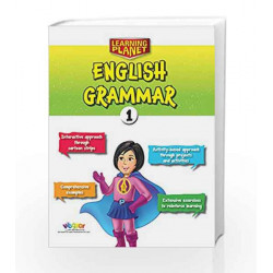 Learning Planet English Grammar-1 by R.K.Gupta Book-9789352742349