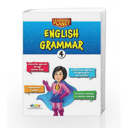 Learning Planet English Grammar-4 by R.K.Gupta Book-9789352742370