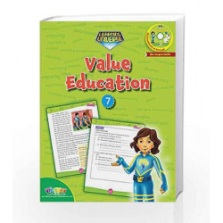 LEARNING UNIVERSE-VALUE EDUCATION - 7 by Sakshi Gupta Book-9789352741380
