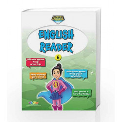 Learning Universe English Reader-6 by R.K.Gupta Book-9789352741670