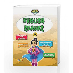 Learning Universe English Reader-8 by R.K.Gupta Book-9789352741694