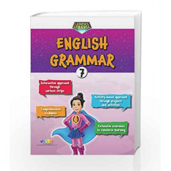 Learning Universe English Grammar-7 by R.K.Gupta Book-9789352741748