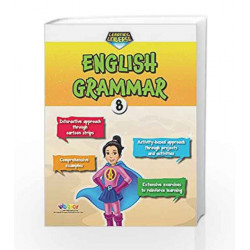 Learning Universe English Grammar-8 by R.K.Gupta Book-9789352741755