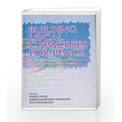 Building Local Capacities for Peace by Mayer et al. Book-9780333939215