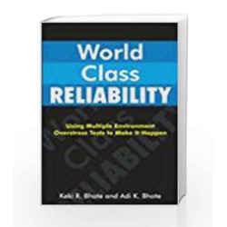 World Class Reliability by Keki R. Bhote Book-9780230637016