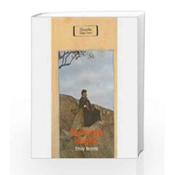 Wuthering Heights by Emily Bronte Book-9780333908358