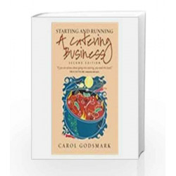 Starting and Running a Catering Business by Carol Godsmark Book-9780230636279