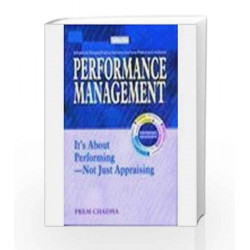 Performance Management: It's About Performing - Not Just Appraising by Prem Chadha Book-9780333937969