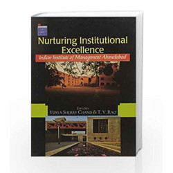 Nurturing Institutional Excellence: Indian Institute of Management by Vijaya Sherry Chand Book-9780230321939
