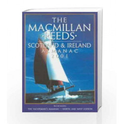 The Macmillan Reeds Nautical Almanac: Scotland and Ireland by Basil D'Oliveira Book-9780333904596