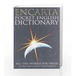 Encarta Pocket English Dictionary by Dictionaries Book-9780747560951
