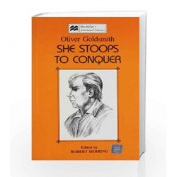 She Stoops To Conquer by Goldsmith Book-9780333912188