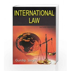International Law by Singh G Book-9780230323858