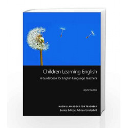 Children Learning English New Ed (MacMillan Books for Teachers) by Jayne Moon Book-9781405080026