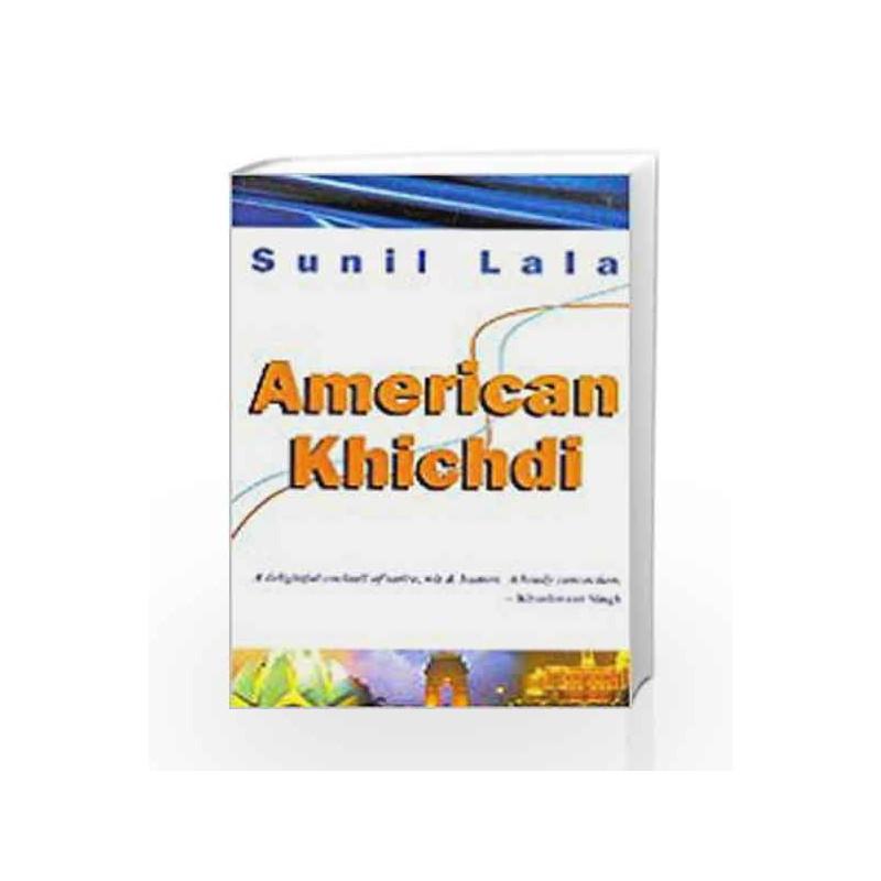 American Khichdi by Sunil Lala Book-9780230637450