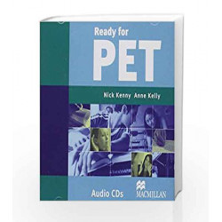 Ready for PET by Nick Kenny Book-9780230020757