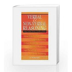 Verbal and Non Verbal Reasoning by P. Prakash Book-9781403924742