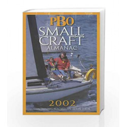 The PBO Small Craft Almanac 2002 by Edward Lee-Elliott Book-9780333908303