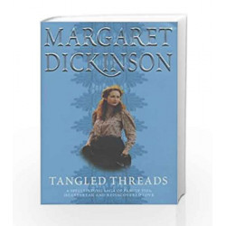 Tangled Threads by Margaret Dickinson Book-9780333908174