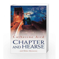 Chapter and Hearse by Catherine Aird Book-9780333907641
