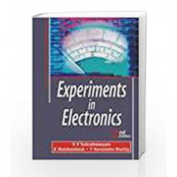 Experiments in Electronics by S.V. Subrahmanyam Book-9780230330719