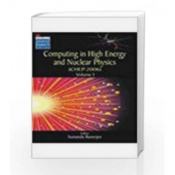 Computing in High Energy and Nuclear Physics (Vol I) by Banerjee Book-9780230630161
