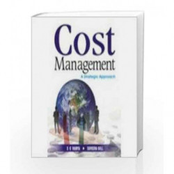 Cost Management: A Strategic Approach by Gill Book-9780230636613