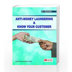 Anti-Money Laundering & Know Your Customer by IIBF (Indian Institute of Banking and Finance) Book-9780230331969