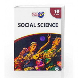 Social Science Class 10 by Full Marks Book-9789381957479