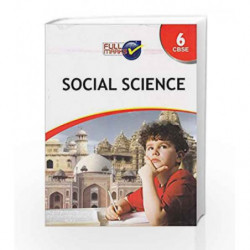 Social Science Class 6 by Full Marks Book-9789381957219