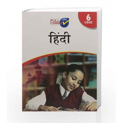 Hindi Class 6 by Full Marks Book-9789381957189