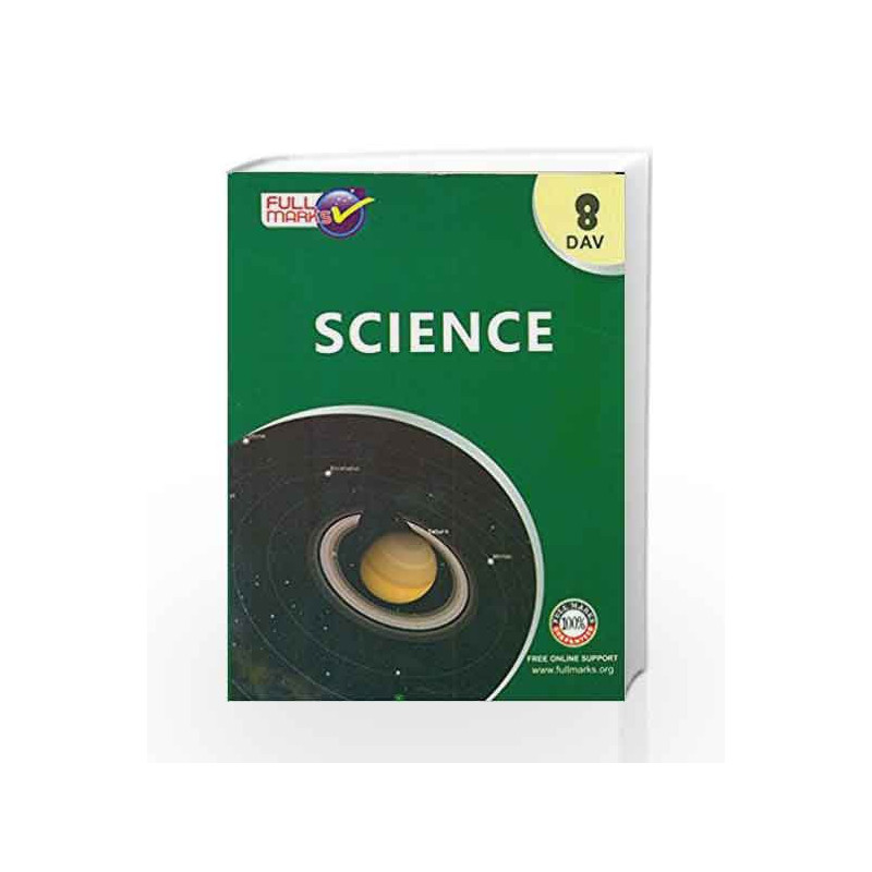 DAV - Science & Technology Class 8 by Full Marks-Buy Online DAV - Science &  Technology Class 8 Book at Best Price in India:Madrasshoppe com