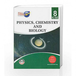 ICSE - Physics+Chemistry+Biology Class 8 by Full Marks Book-9789351550167