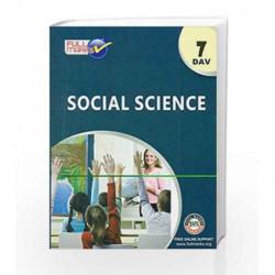 DAV - Social Science Class 7 by Full Marks Book-9789382741985