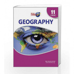 Geography  for Class 11 CBSE by Team of Exeperience Author Book-9789351551003