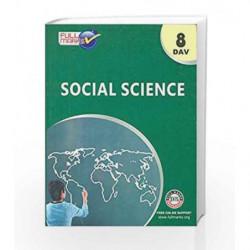 DAV - Social Science Class 8 by Full Marks Book-9789351550044
