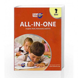 DAV - All in One Class 3 by Full Marks Book-9789351551089