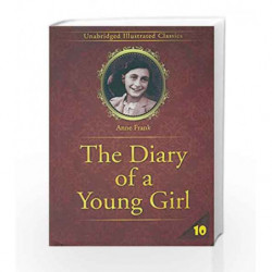 Assig - Novel - 10 - The Diary of Young Girl Class 10 by Full Marks Book-9789382741824