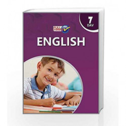 English Class 7 DAV by Team of Exeperience Author Book-9789382741954