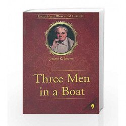 Assig - Novel - 09 - Three Men in a Boat Class 9 by Full Marks Book-9789382741817
