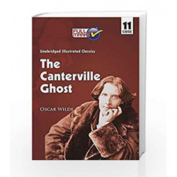 Assig - Novel - 11 - The Canterville Ghost Class 11 by Full Marks Book-9789382741848