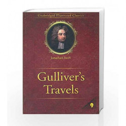 Assig - Novel - 09 - Gulliver Travels Class 9 by Full Marks Book-9789382741800