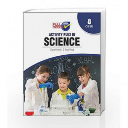 Activity Plus in Science Class 8 CBSE by Hansraj Modi Book-9789351550556